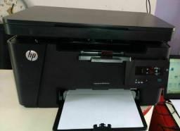 IMPRESSORA HP LASER JET M125a (TUDO OK)