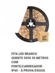 Fita em LED 5050 30 metros Nova