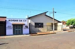 Aluga-se espaço comercial no centro de Cândido Mota.