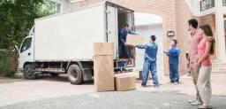 Mudança Frete cargas transporte