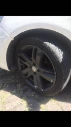 Rodas esportivas +pneus .