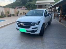 S10 CS Diesel - 2019 - carro está novo