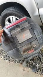 Bau para moto grandão