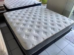 cama box Super King Maxflex - entrego