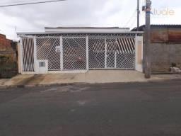 Casa com 2 dormitórios para alugar, 90 m² por R$ 1.200,00/mês - Jardim São Jorge - Hortolâ