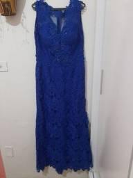 Vestido de festa longo Tam40