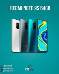 Garanta Já O Seu Xiaomi Redmi Note 9S 64GB Lacrado (Ac. Cartão)
