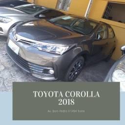Toyota Corolla Gli 1.8 2018 Aut