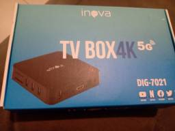 Tv box nova nunca foi usada