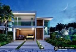 Casa Duplex a venda em Condomínio no Eusébio de 3 quartos