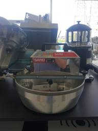 Panela misturadora doce elétrica 10 kg * cesar