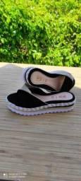 Trabalhamos com calçados feminino e masculino