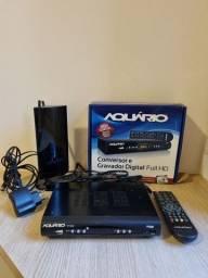 Conversor e Gravador Digital Full HD.