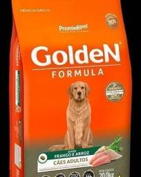Rações Golden fórmula