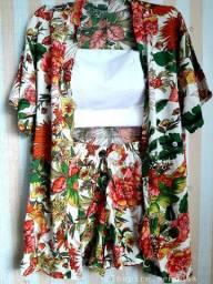 Conjunto kimono Tam P