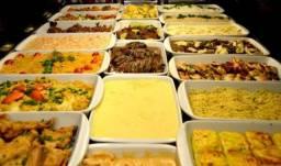 Cozinheira para buffet