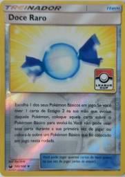 Rara! Carta Pokémon Treinador Doce Raro - League Cup 142/168
