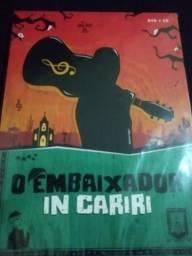 Dvd +cd gutavo lima o embaixador do cariri