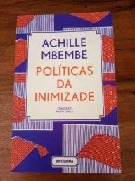Livro POLÍTICAS DA INIMIZADE de ACHILLE MBEMBE em Português