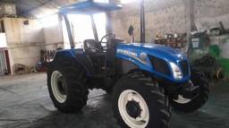 Trator New Holland TI75 Ano 2017