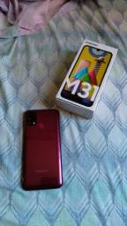 Samsung M 31 novo na caixa