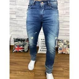 Calças jeans multimarcas