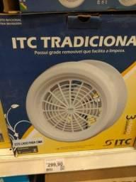 Exaustor Itc nunca usado na cx