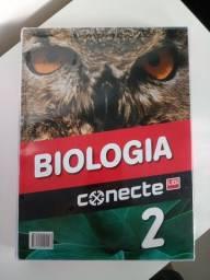 Livro didático NOVO - Saraiva conecte biologia zap *