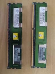 Memória 8gb (2x4gb) DDR3