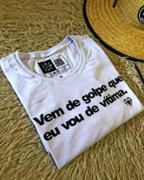 Camisas com frases