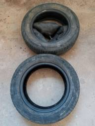 Vendo 2 pneus aro 14