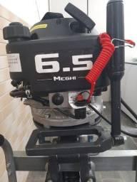 Motor de Popa Pantaneiro 6,5 Hp