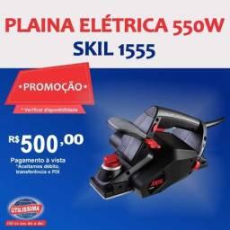 Plaina Elétrica 550w Skil 1555 ? Entrega grátis