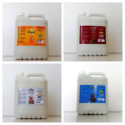 Kit shampoo profissional  4 galoes 5L