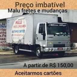 Luiz fretes e mudanças para todo brasil