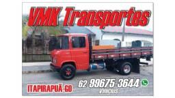 Fretes transportes em geral caminhão 3/4