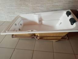 Preciso de instalador de banheira hidro
