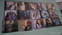 Coleção de cds evangelicos originais 65cds