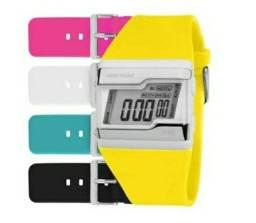 Kit Relógio Mormaii Troca Pulseiras Digital