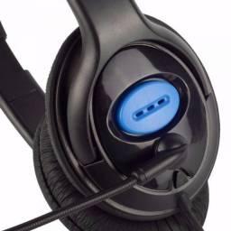 Headset Gamer Com Microfone Ps4 Pc Mobile Not e Celular