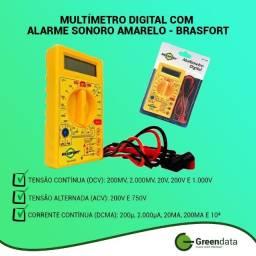Multimetro Digital Brasfort
