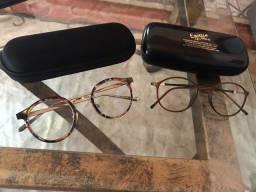 Vendo armações de óculos de grau