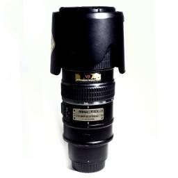 Lente Nikkor 70-200 f2.8 VR1