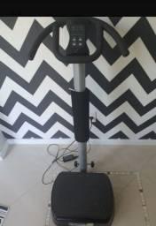 Plataforma vibratória perca peso rápido