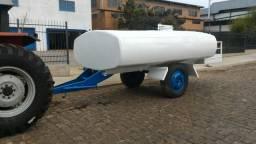 Tanque de água pipa