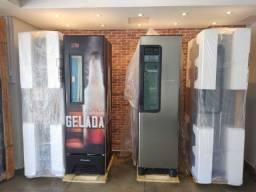 Freezer metalfrio cervejeira residencial nova com 02 anos de garantia pela fabrica