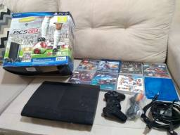 PS3 completo, 500