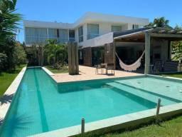 Casa com 4 suítes no melhor condomínio fechado de Alagoas