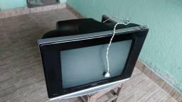 TV  de 21  polegadas  E ótimo condições de funcionamento
