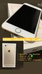 iPhone 6s 32 gb Sem detalhe ?